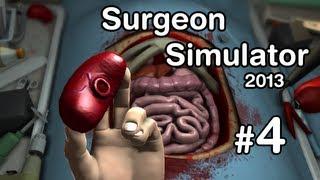 Тяжелая Трансплантация органов - Surgeon Simulator 2013 - 4