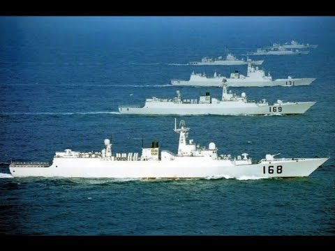 CHINA NAVY & MARINE | AWESOME FIREPOWER