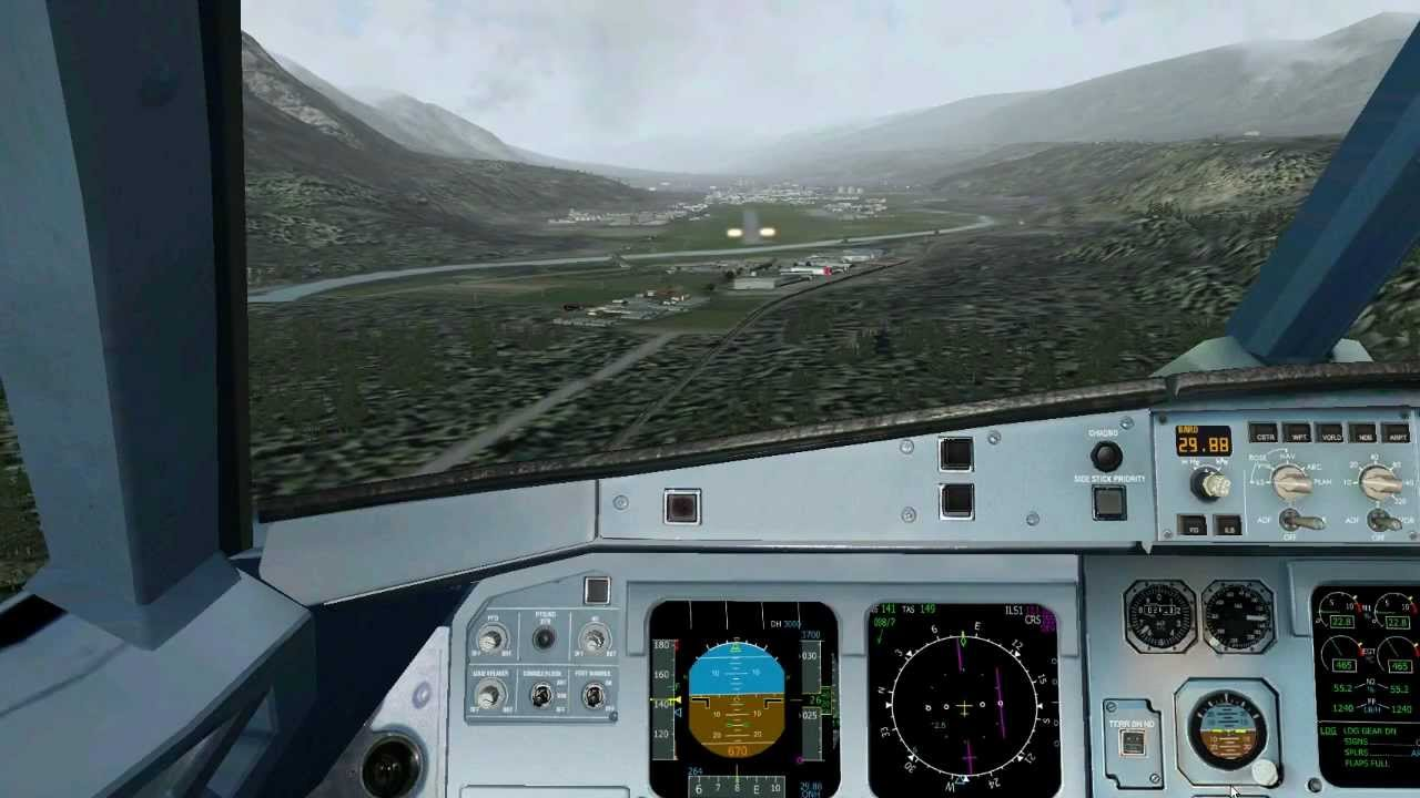 also innsbruck airport lowi loc dme east approach tutorial youtube rh