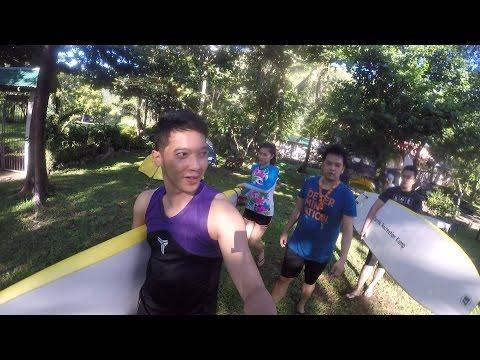 Real Quezon Surfing Adventure 2015