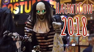MORE NEW 2018 PROPS | Halloween and Party Expo 2018