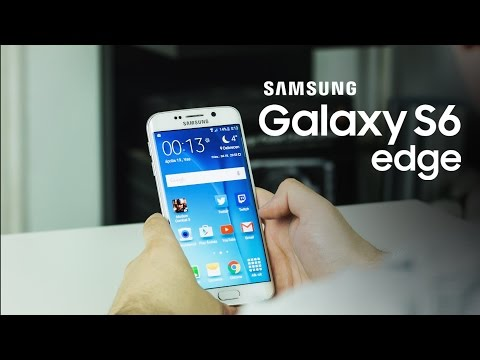 Samsung Galaxy S6 Edge | TheVR Tech teszt
