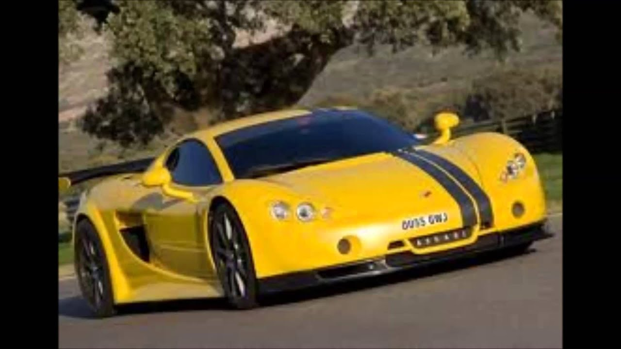Top 5 Fastest Cars >> DÜNYANIN EN İYİ 10 ARABASI - YouTube