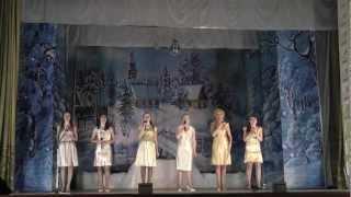 """Юбилейный концерт вокального ансамбля """"Отрада"""""""