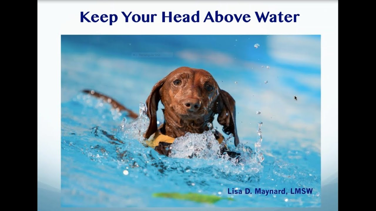 How To Keep Your Head Above Water