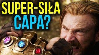 Czy Kapitan Ameryka ma SUPER-SIŁĘ? - Komiksowe Ciekawostki