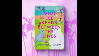 Mimi Lee Reads Between the Lines cover animation