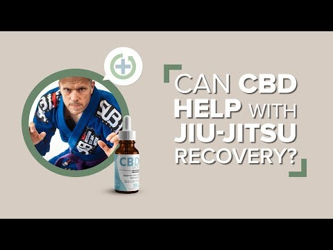 Can CBD Help With Jiu-Jitsu Recovery