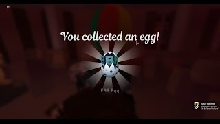 Roblox Egg Hunt 2017 How to get the EBR egg (part 6) (Talking to Alrune)
