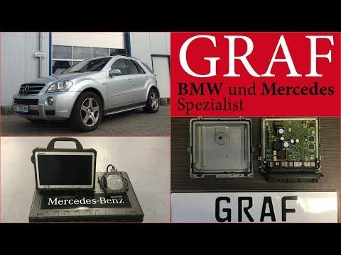 Mercedes ML W164 GL Mercedes Turbolader Mercedes Probleme Mercedes Krankheiten Getriebe