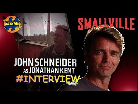 John Schneider (Jonathan Kent) Reflects About His Time on Smallville