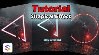 Baixar Cara Edit Foto Dengan Shapical Effect di Android