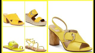 High Quality Branded Yellow Sh…
