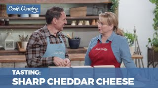 Our Taste Test of Sharp Cheddar Cheese