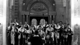 Yerushalaim Shel Zahav,Moscow Male Jewish Cappella,Alexander Tsaliuk