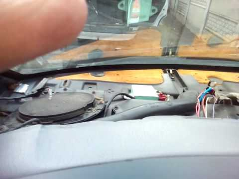 Chrysler voyager 3. Бортовой компьютер. Установка и подключение
