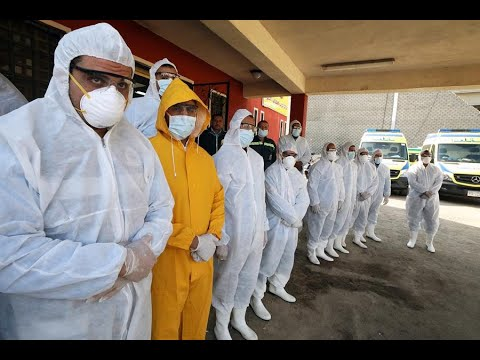 El mundo se enfrenta a la peor crisis en casi un siglo por el coronavirus