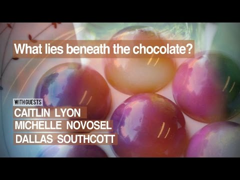 Chocolate Masters #21: What lies beneath the chocolate?