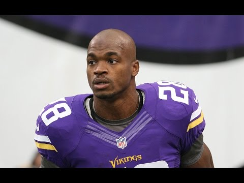 NFL's Adrian Peterson Arrested on Brutal Child Abuse Charges; Charles Barkley Defends
