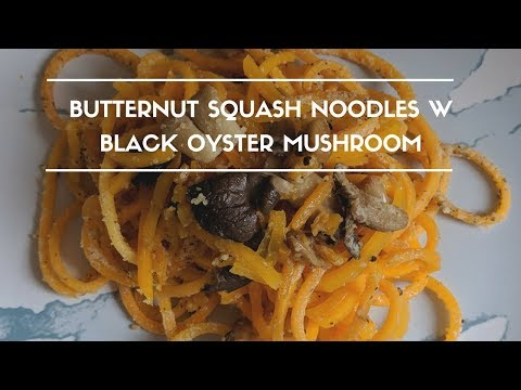 How long to boil butternut squash pasta