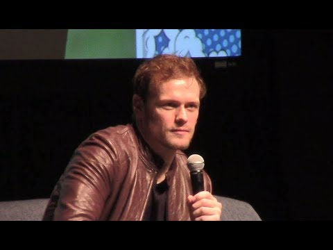 Outlander Star Sam Heughan Opens Up About Being Bullied