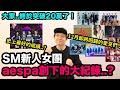 SM新人女團aespa創下的大紀錄..?/12月即將回歸的愛豆們/大家..終於突破20萬了!DenQ