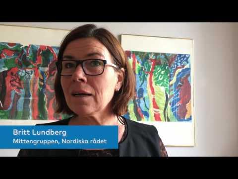 Britt Lundberg: Vad är Nordens roll i en orolig värld?