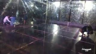 Robowar 2k18 : NIRMAAN 2k18 || Fury VS Rock