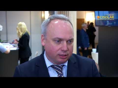 CISOLAR 2018: Volodymyr Stavniuk about business of solar energy