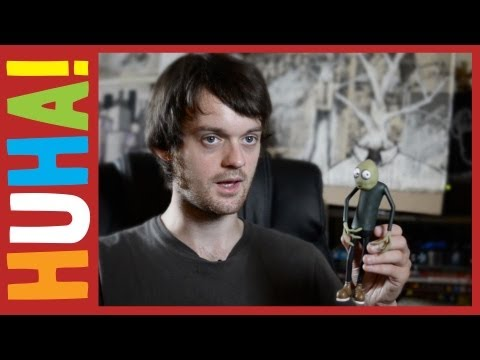 David Firth | Heroes of Animation with Bing