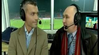Polonia Bytom - Legia Warszawa komentator polsat sport