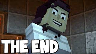 Minecraft Story Mode: Season 2 - Episode 3 - THE SECRET! (4)