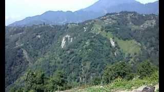 Volcanes Tacana y Tajumulco