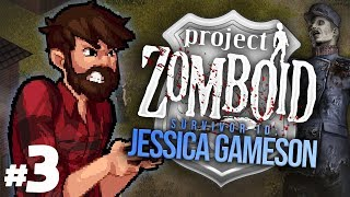 I FOUND A RIFLE! | Project Zomboid Build 41- 3