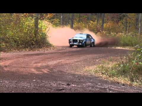 Ken Block's Ford Escort Mk2: Testing Footage From the Archive