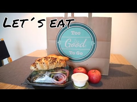 The Too Good to Go App review (Fighting food waste)