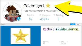 GETTING VERIFIED ON ROBLOX! *YOUTUBE STAR PROGRAM*