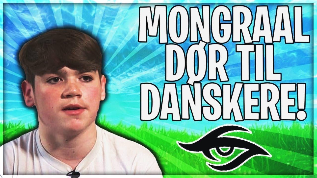 MONGRAAL DØR TIL DANSK STREAMER! | Danske Fortnite Highlights #160