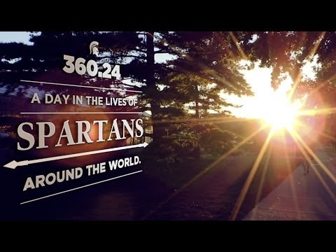 MSU 360.24 Documentary: A Day in the Lives of Spartans