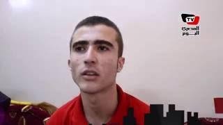 أوائل الثانوية العامة|  «عبد الرحمن » الأول رياضيات«اتمنى الالتحاق بالجامعة الأمريكية أو الألمانية»