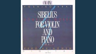 Violin Sonatina in E Major, Op. 80: II. Andantino