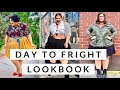 Plus Size Look Book: Every Day Outfits Turned into Halloween Costumes!