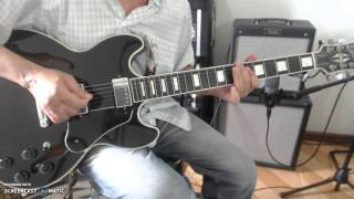 Maybellene Guitar Cover