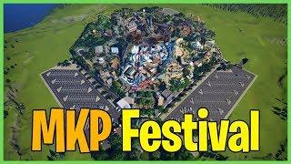MKP Festival! Park Spotlight 122 #PlanetCoaster