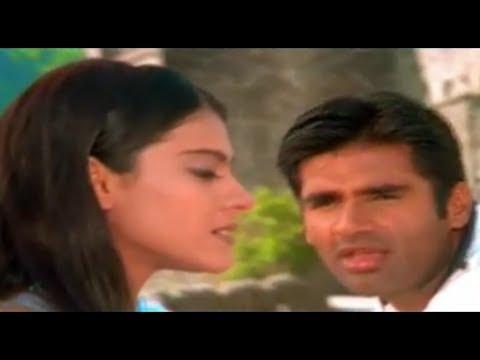 Neend Udd Rahi Hai - Kuch Khatee Kuch Meethi - Kajol & Sunil Shetty - Full Song