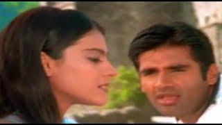 Neend Ud Rahi Song Video - Kuch Khatti Kuch Meethi | Kajol & Sunil Shetty | Alka Yagnik & Kumar Sanu