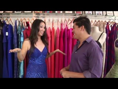 Fashion Designer Oliver Tolentino