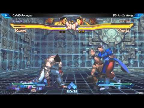 Онлайн - мясо! - Street Fighter X Tekken #1