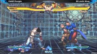 EVO 2013 - Street Fighter x Tekken v. 2013 - Top 8