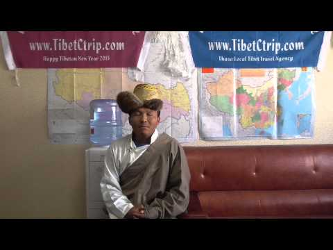 Tibet Travel Guide-Lobsang Local Tibet Travel Agency Tour Guide